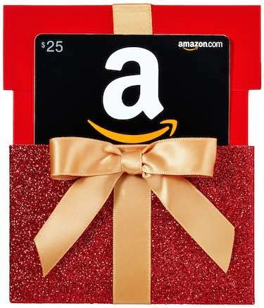 Amazon Gift Card Increments - top 5 christmas gift cards for him boldlist