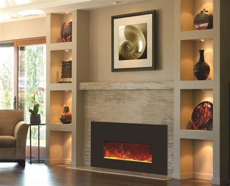 Fireplace Insert Ideas by 25 Best Ideas About Electric Fireplaces On