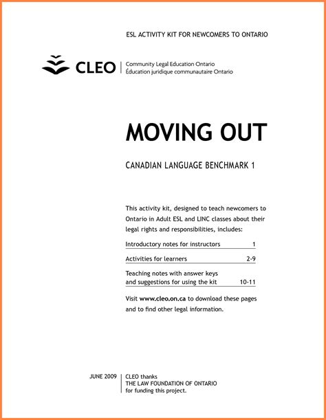 move out notice template moving out letter proyectoportal