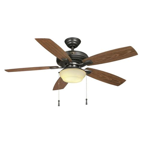 outdoor in ceiling fan for gazebo hton bay gazebo 52 in led indoor outdoor iron