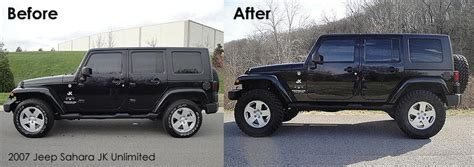 stock jeep vs lifted jeep help a new guy and weigh in on 33 vs 35 page 3 jk