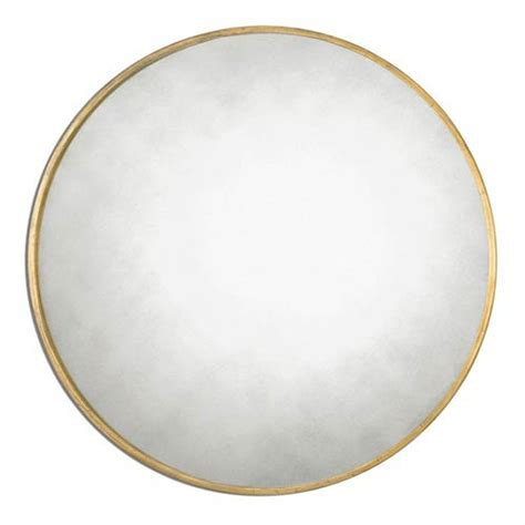 Cermin Oval Harvest Mirror White wall mirrors bathroom mirrors bellacor