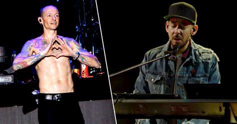 Kaos Musik Chester Bennington Linkin Park Kaos Original Gildan Cs07 linkin park s gig in memory of chester bennington was heartbreaking