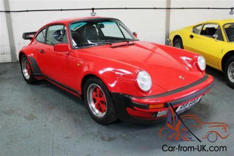 porsche 930 turbo wide porsche 911 sport m491 wide porsche 930