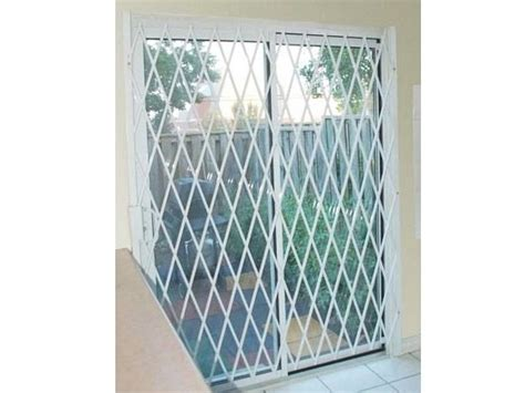 Folding Gate For Patio Door Security Sliding Patio Door Security Gate