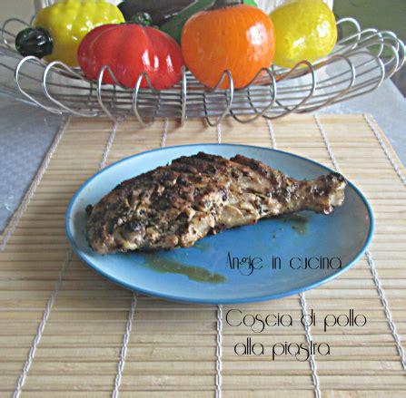 cucinare coscia di pollo ricerca ricette con cosce di pollo alla piastra