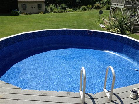 ground pool deck installed cost