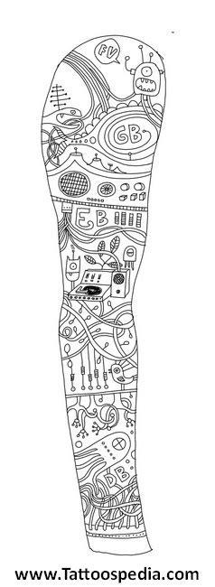 sleeve tattoo mockup 1000 ideas about music sleeve tattoos on pinterest