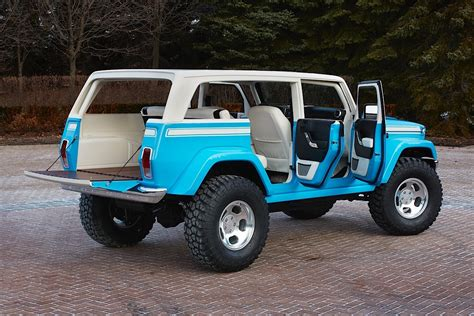 Jeep Cn Jeep To Debut 7 New Concept Vehicles At 2015 Moab Easter
