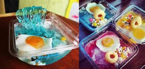 Pet Tray Salad 500ml mb tray 500 ml tutup untuk salad buah mie jelly quot anti bocor quot stock ready home