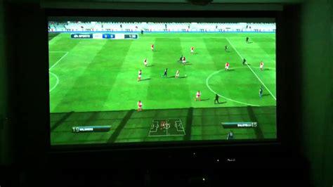 Spotlite Samsung A3 videoprojector samsung sp a600 b fifa 12 fullhd