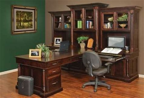 peninsula desk office furniture peninsula desks partners desks high end home and