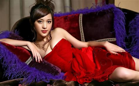 sexy asian babe full hd wallpaper and background 1920x1200 id 208661