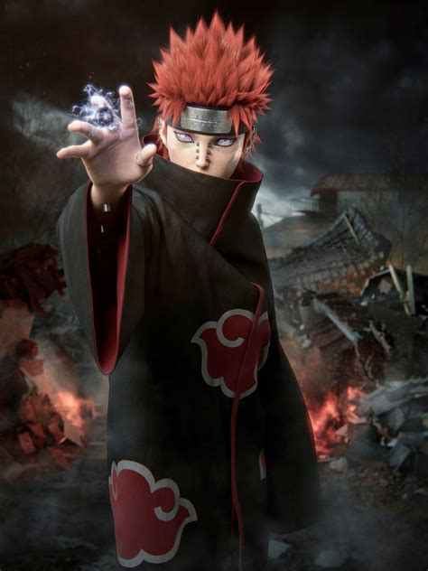 wallpaper keren pain wallpaper pain vs naruto info gambar