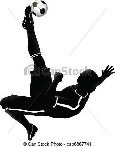 calcio clipart giocatore football calcio illustrazione dettagliato