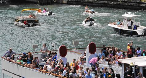 chicago boat rental without captain chicago river congestion raises safety concerns chicago