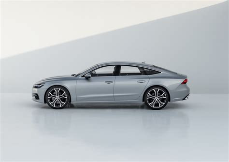Audi A7 Dynamic Mode 2019 Audi A7 Sportback Shines In New Official
