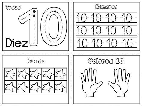 imagenes para trabajar matematicas grafomotricidad n 250 meros del 1 al 10 10 imagenes educativas