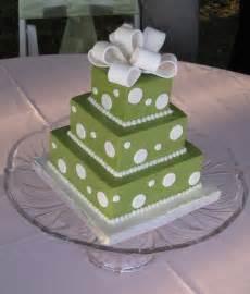 wedding cake green green wedding bridal cakes trendy mods