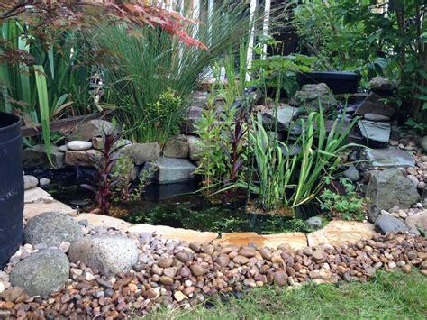 wildlife pond waterfall harpenden maltby aquatics pond aquarium design and maintenance