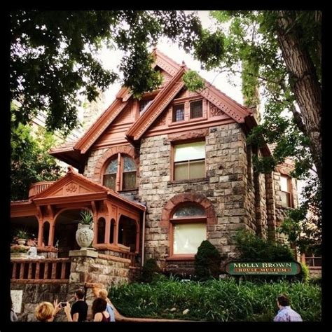 Molly Brown House Tours by Bww Rommy Sandhu Of The Unsinkable Molly Brown A