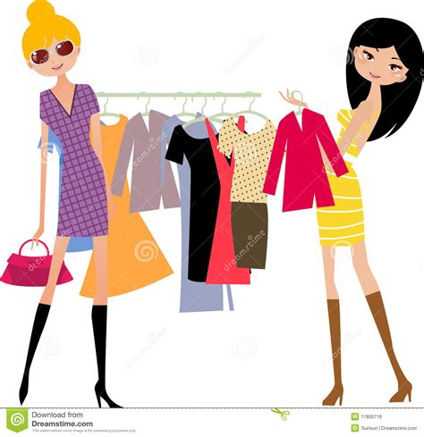 Fashion Shopping 51 N clothes shopping clipart clipart suggest