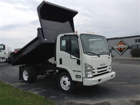 2017 isuzu npr hd dump trucks for sale 24 used trucks from