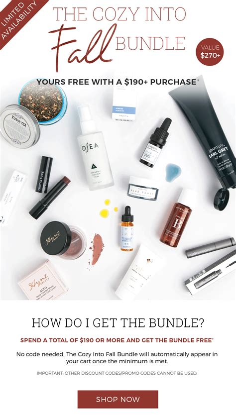 Detox Market The Bundle by Get A Clean Bundle Of 270 In Products Free When