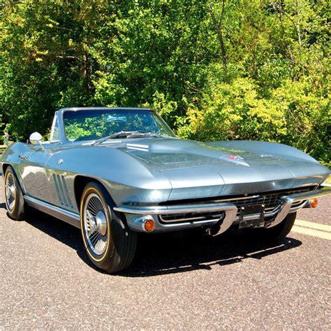 1966 corvette convertible for sale 1966 chevrolet corvette convertible 327cid for sale