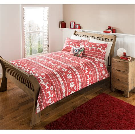Double Duvet Covers Asda Gorgeous Christmas Bedding At Asda George Gingerberry
