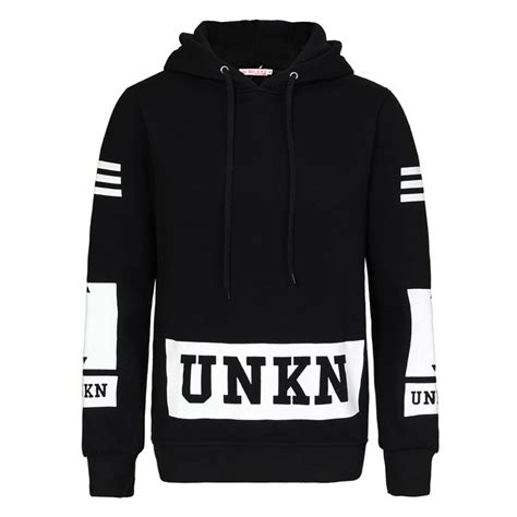 black and white pattern hoodie black and white pullover covu clothing