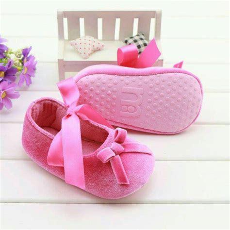 Prewalker Bayi Perempuan Sepatu Bayi 310 Jual Sepatu Prewalker Bayi Perempuan Mothercare Pink Pita