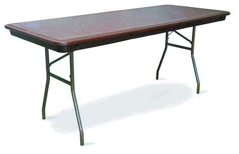 Plastic Folding Table by Commercialite Plastic Folding Table 96 Inch X 18 Inch