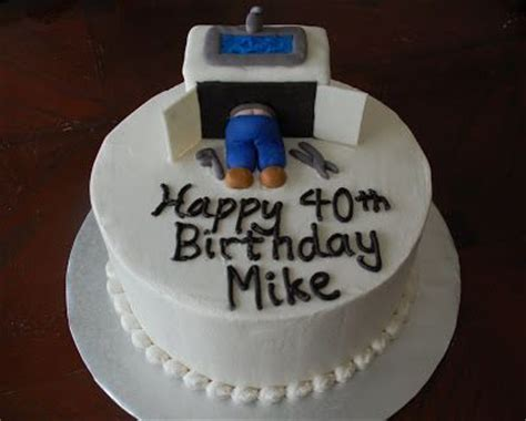 40th birthday plumber cake izzy s and treats 18