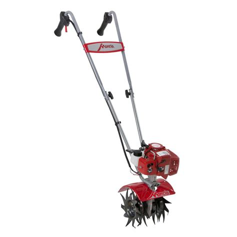 Mancis Gas yard machines 18 in 208cc rear tine counter rotating gas tiller with gear 21aa40m8700