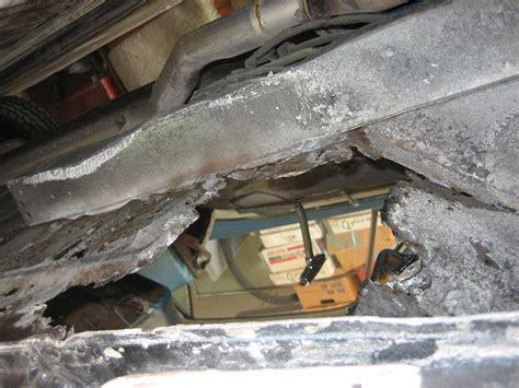 floor pans welding advice needed several pictures
