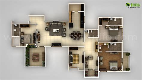 the simpsons virtual floor plan on behance awesome new modern house 3d floor plan design on wacom gallery