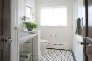 Bathroom Tile Ideas White Vintage Black And White Bathroom Ideas Osirix Interior
