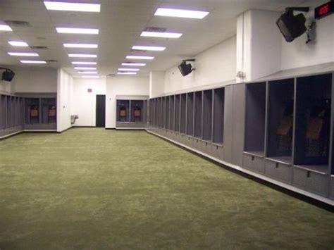 cleveland browns locker room visitor s locker room picture of cleveland browns stadium cleveland tripadvisor