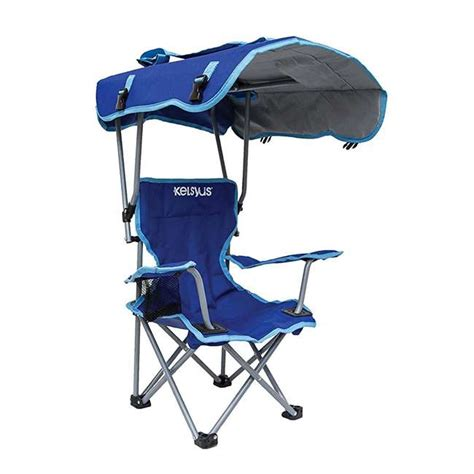 folding c chair with shade kelsyus original canopy folding backpack chair 2