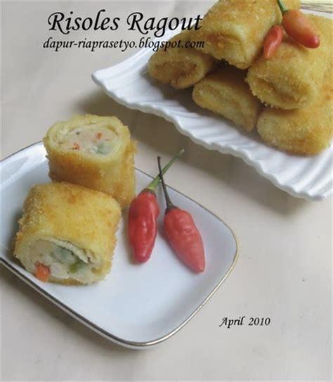 4 tips sukses membuat kulit risoles enak resepkoki kue mungil risoles isi ragout