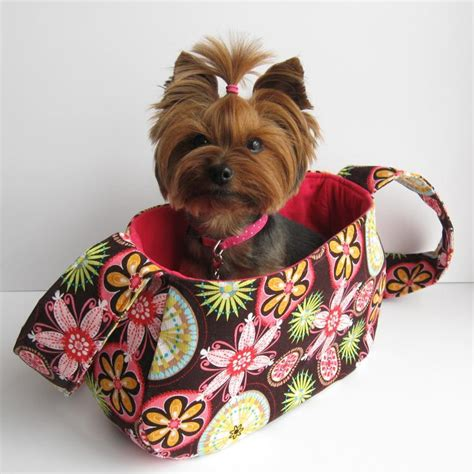 puppy in a purse sewing patterns for dogs on craftsy