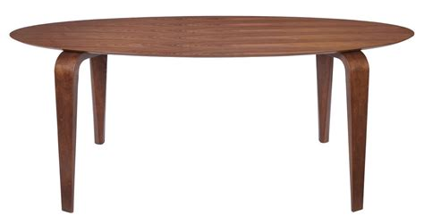 oval walnut dining table advanced interior designs