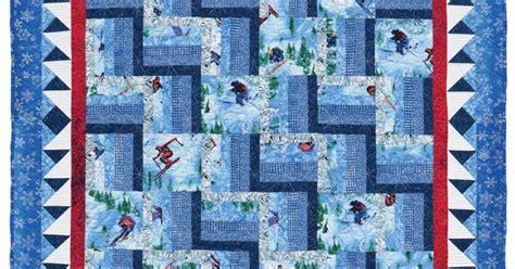 Quilt Patterns For Big Prints by Big Print Patchwork Quilt Patterns For Large Scale Prints