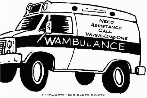 Wambulance Meme - waah the knot