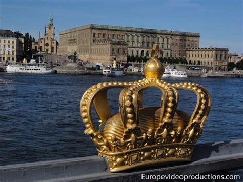 imagenes de otoño en suecia foto palacio real y bah 237 a del lago de m 228 laren en