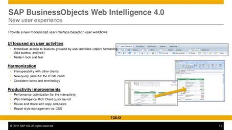 sap business intelligence for beginners 2012 web intelligence sap pdf
