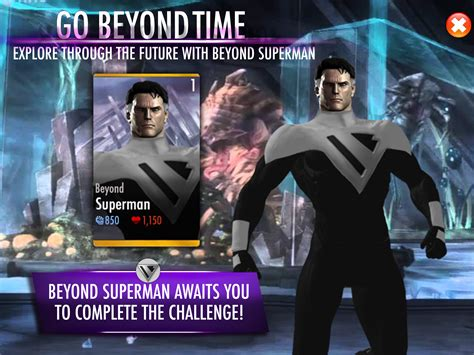 Injustice Card Template by Injustice Fan Made Teasing Poster Superman Beyond By