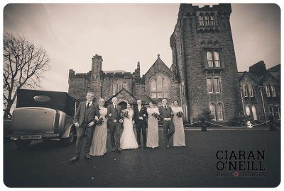 una seans wedding at kilronan castle by ciaran oneill