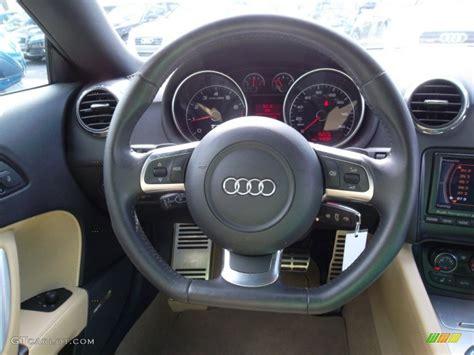 electric and cars manual 2006 audi tt interior lighting 2008 audi tt 2 0t roadster luxor beige steering wheel photo 55031088 gtcarlot com